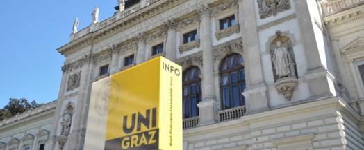 Hauptgebäude Uni Graz