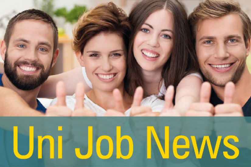 Uni Job News des Career Centeres