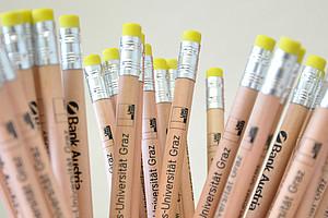 Blickfang, Bleistifte