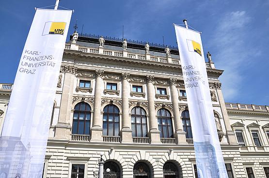 Hauptgebäude Karl-Franzens-Universität Graz