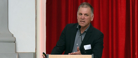 Jörg Walden, CEO iPoint