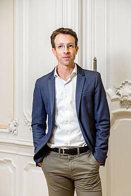 UNI for LIFE Geschäftsführer Mag. Stephan Witzel
