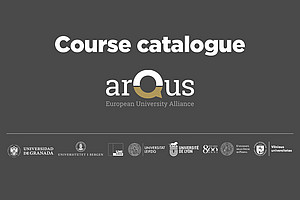 Arqus Course Catalogue