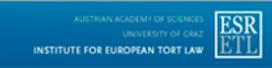 Institut für Europäisches Schadenersatzrecht, Österreichische Akademie der Wissenschaften