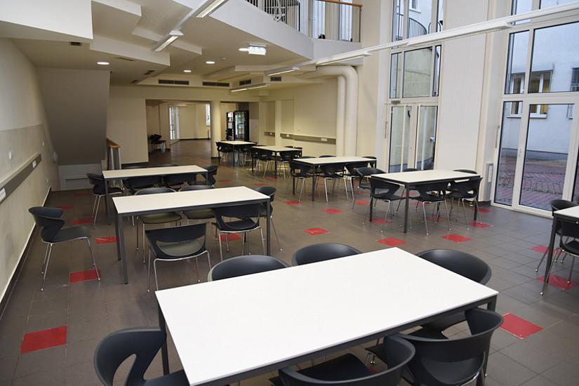 Karl-Franzens-Universität, Lernplätze WALL Zentrum, Uni Graz, University of Graz, Universität Graz
