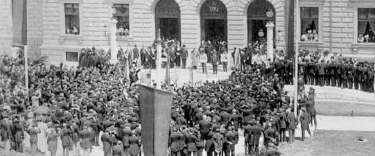 Einweihung 1895