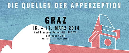 """Tagung """"Immanuel Kant: Die Quellen der apperzeption"""", März 2018"""