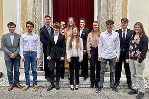 Die PreisträgerInnen der Dr. Hans Riegel-Fachpreise 2021. Foto: Martin Teufel.