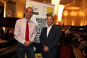 Peter Filzmaier und Markus Steppan