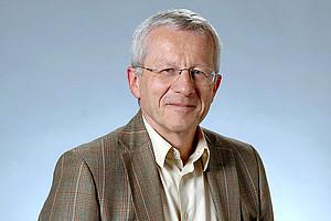 Mathematiker Karl Kunisch erhält einen international renommierten Fachpreis. Foto: Uni Graz/cp-pictures