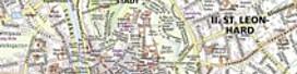 Stadtplan Graz