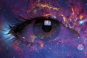 Einblick in die Entstehung des Universums gibt ab 6. März eine Ausstellung am Campus der Universität Graz. Fotos: NASA, Wikimedia Commons, Montage: Uni Graz/Klug