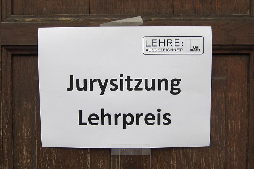 31 Einreichungen für den Lehrpreis gab es in diesem Jahr. Fotos: Uni Graz/Scheer