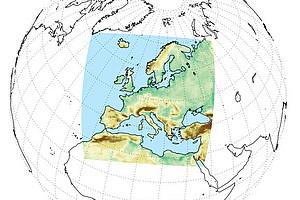 Im Rahmen der Initiative EURO-CORDEX wurden Klimaszenarien für Europa in noch nie dagewesener Detailgenauigkeit entwickelt.
