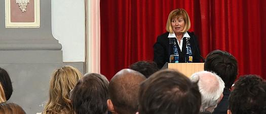 Rector Christa Neuper