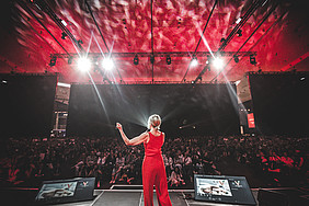 Forum Stage, Heather Mills