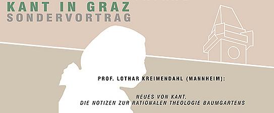 Sondervortrag von Prof. Kreimendahl, WS 2017/18