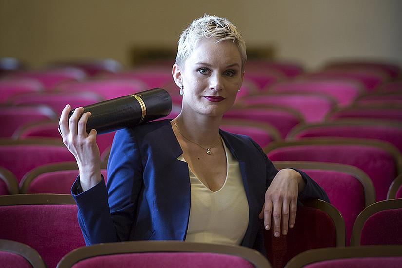 Österreichweit haben die ersten AbsolventInnen die neue Lehramtsausbildung abgeschlossen. Gefeiert wird das bei einer gemeinsamen Sponsion. Foto: Uni Graz/Lunghammer