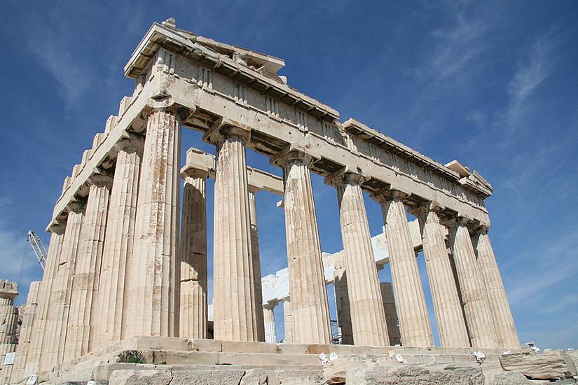 Parthenon Foto: Pixabay