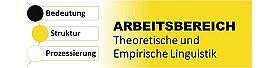 Arbeitsbereich theoretische und empirische Linguistik