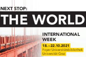 Flyer International week