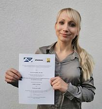 Kristina Schaffer, BSc MSc