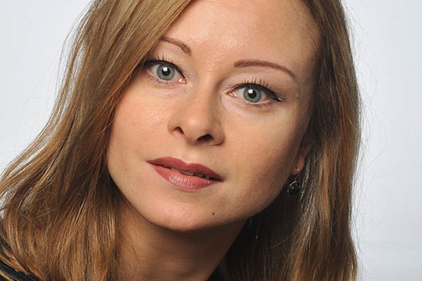 Claudia Haagen-Schützenhöfer ist seit 1. Juli 2017 Universitätsprofessorin für Fachdidaktik Physik an der Uni Graz. Foto: Leopold Vodicka