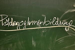 PädagogInnenbildung an der Tafel