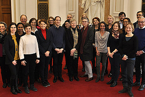 Das jüngste Arqus Steering Committee Meeting fand Anfang Februar 2019 an der Universität Graz statt. Foto: Uni Graz/Tzivanopoulos.