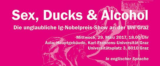 Ig-Nobelpreis-Show an der KFU