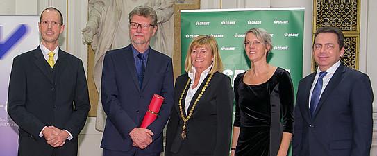 Verleihung des Ehrendoktorats an Univ.-Prof. Dr. Georg Schreyögg