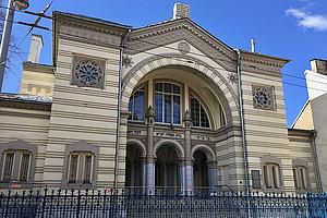 Synagoge in Vilnius: eines der wenigen sichtbaren Zeichen jüdischen Lebens. Foto: johnmirra748 - Pixabay