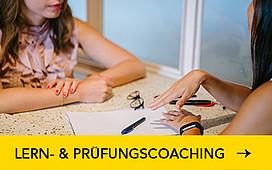Lern- und Prüfungscoaching