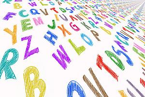 Verstehen statt Buchstaben-Wirrwarr: treffpunkt sprachen bietet Fremdsprachenkurse für alle Interessierten. Foto: Pixabay