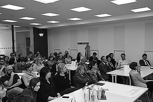 Lehrende bündeln ihr Know-how für Lehramtsstudium Sekundarstufe Allgemeinbildung am Standort Graz. Foto: Uni Graz/Schweiger