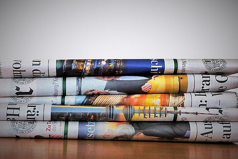 PressReader bietet ab sofort die Möglichkeit, in mehr als 6000 internationalen Zeitungen und Zeitschriften zu stöbern. Foto: Pixabay