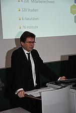 Uni Graz, VWA-Mentoring, GEWI-Fakultät, Vizerektor, Martin Polaschek
