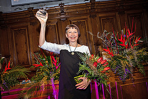 Ilse Wieser ist Trägerin des Grazer Frauenpreis 2020. Foto: Prontolux