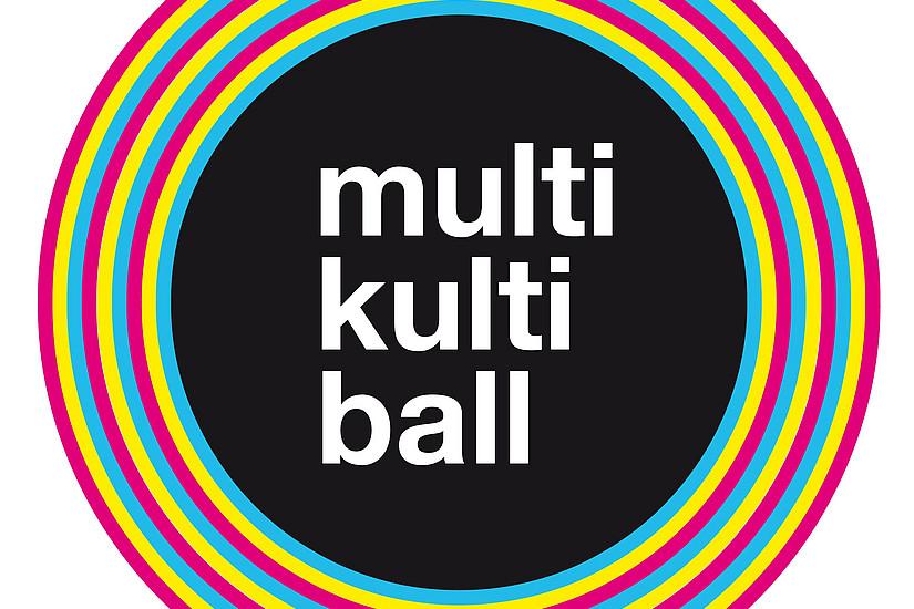 Logo des Multikultiballs