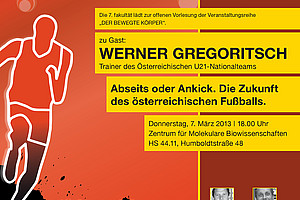 Einladung zur Veranstaltung