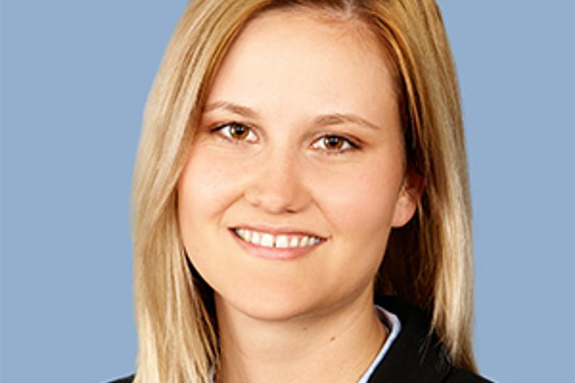 Kathrin Bayer ist Österreichs erfolgreichste Jung-Anwältin. Foto: Eisenberger & Herzog