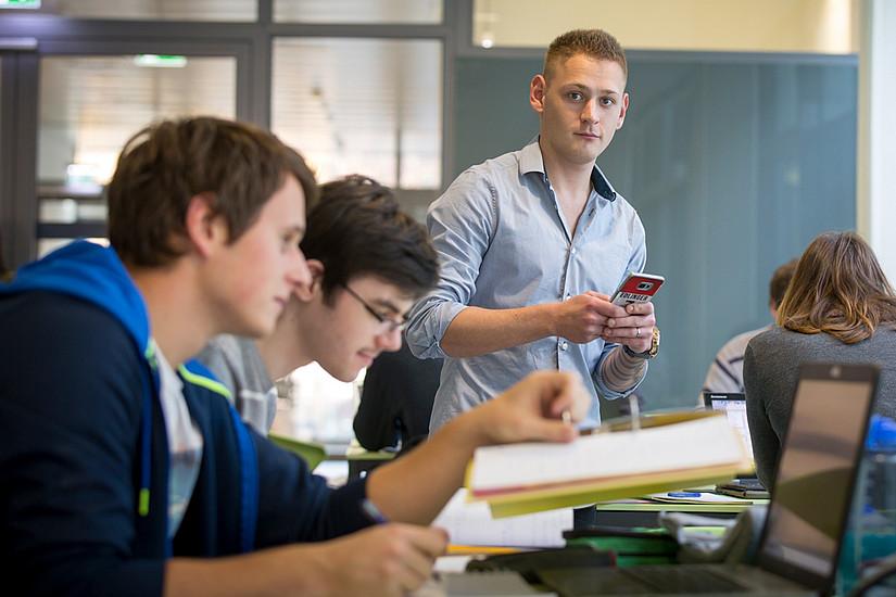Die eigenen Stärken sichtbar macht ein Kompetenzportfolio. Die Universität Graz hilft bei der Erstellung in Workshops, die heuer teilweise auch online angeboten werden. Foto: Uni Graz.