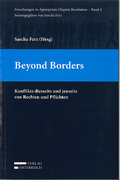 Buchcover: Beyond Borders