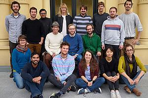 Die DissertantInnen des DK Klimawandel wurden an zwei Standorten zusammengeführt. Foto: DK