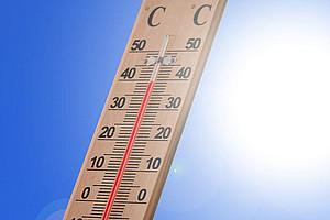 37,2 Grad wurden am 27. Juni 2019 an der Wetterstation der Universität Graz gemessen. Foto: pixabay