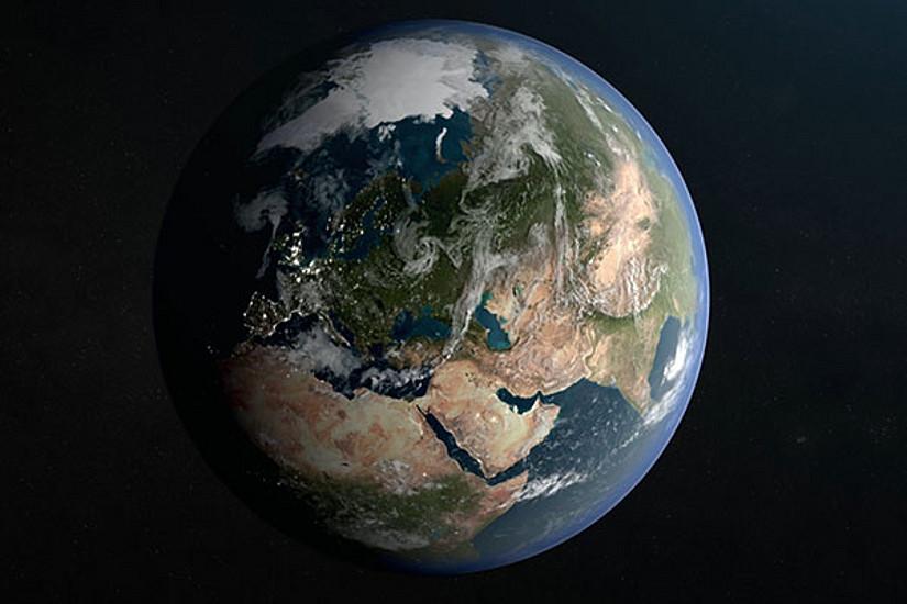 Forschungen zum Umwelt- und Klimawandel führen Wissenschafter und Wissenschafterinnen verschiedener Disziplinen zusammen. Foto: Martin Ernst