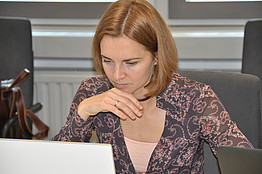 Ksenia Radchenkova M.M, Team 5. Forum
