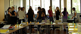 Seminare/Workshops/Frauenförderung ...