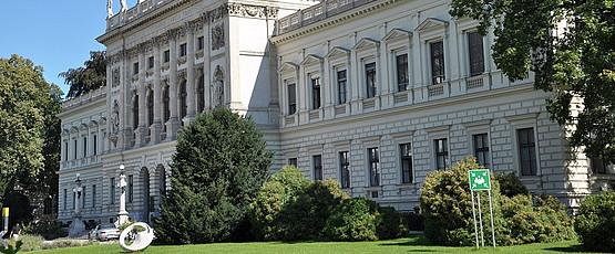 Blickfang, Hauptgebaeude, Karl-Franzens-Universität Graz, Uni Graz