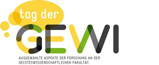 Tag der Geisteswissenschaften 2013 Logo